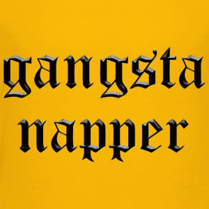 Gangsta napper - Toddler Premium T-Shirt