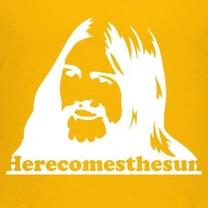 George Harrison Here Comes The Sun - Toddler Premium T-Shirt