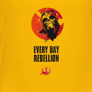 rebellion chewy every day Demo anti rebel monk lol - Toddler Premium T-Shirt