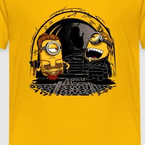 Despicable Twins Banana - Toddler Premium T-Shirt