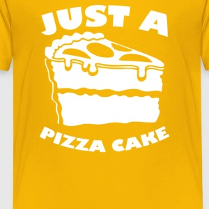 Pizza Cake - Toddler Premium T-Shirt