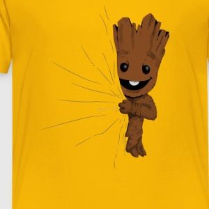 Hidden Groot Converted - Toddler Premium T-Shirt