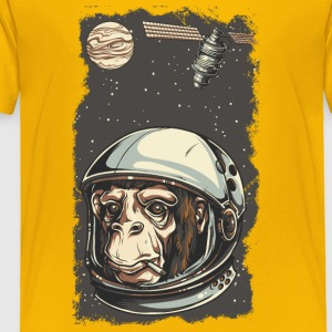 astranout_monkey - Toddler Premium T-Shirt