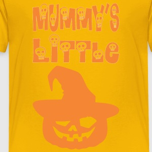 Mummys Little Pumpkin Halloween - Toddler Premium T-Shirt