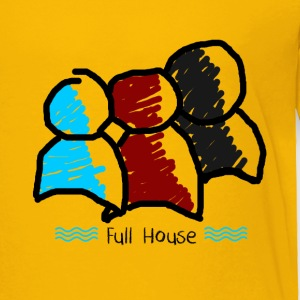 full house - Toddler Premium T-Shirt