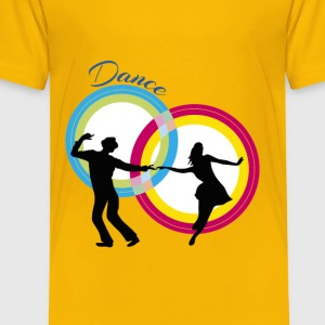 dancers - Toddler Premium T-Shirt