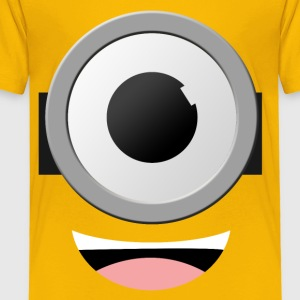 Minion Eyes - Toddler Premium T-Shirt