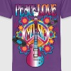 Peace,Love,Music - Toddler Premium T-Shirt
