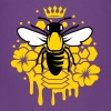 A bee with a crown - Toddler Premium T-Shirt