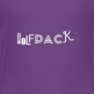 Wolfpack - Toddler Premium T-Shirt