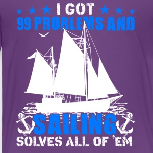 Sailing Shirt - Toddler Premium T-Shirt