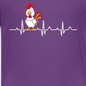 Chicken Shirt - Toddler Premium T-Shirt