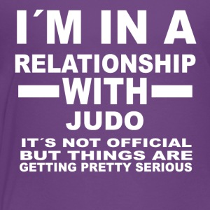 relationship with JUDO - Toddler Premium T-Shirt