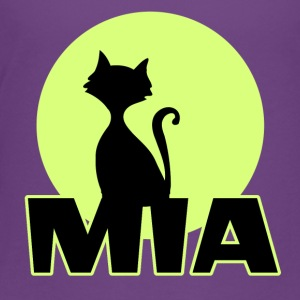Mia cats motiv first name - Toddler Premium T-Shirt