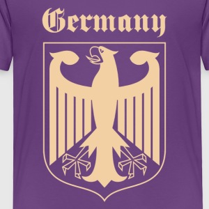 Germany Deutschland Bundesadler Berlin - Toddler Premium T-Shirt