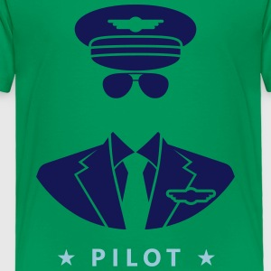 Pilot - Toddler Premium T-Shirt