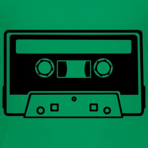 Tape - Cassette - Toddler Premium T-Shirt