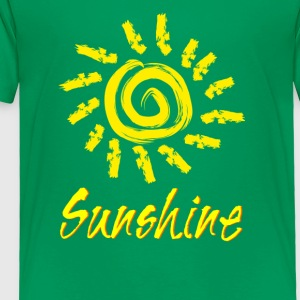Summer Sunshine - Toddler Premium T-Shirt