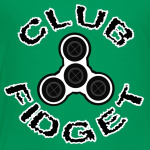 Fidget Spinner - Club Fidget II - Toddler Premium T-Shirt