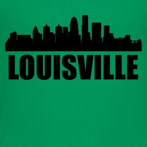 Louisville KY Skyline - Toddler Premium T-Shirt