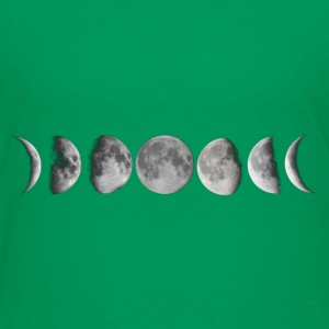 Moon phases - Toddler Premium T-Shirt