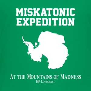 Miskatonic Expedition - Toddler Premium T-Shirt