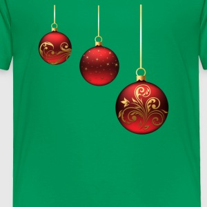 Christmas Ornament 4 - Toddler Premium T-Shirt
