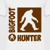 bigfoot hunter,bigfoot ,hunter,festivals2017 - Kids' Premium T-Shirt
