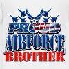 Proud Airforce Brother - Kids' Premium T-Shirt