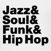 Jazz & Soul & Funk & Hip Hop - Kids' Premium T-Shirt