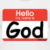 Hello my name is God - Kids' Premium T-Shirt