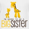 I am going to be a Big Sister - Kids' Premium T-Shirt