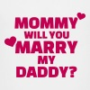 Mommy will you marry my daddy - Kids' Premium T-Shirt