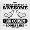 Awesome Big Cousin - Kids' Premium T-Shirt