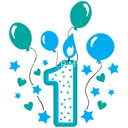 First Birthday Boy 1st Toddler Gift 1year Kids Premium T