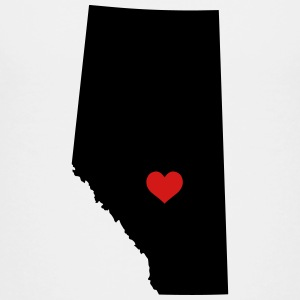 My heart is in Alberta - Kids' Premium T-Shirt