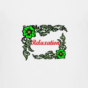 Relaxation - Kids' Premium T-Shirt
