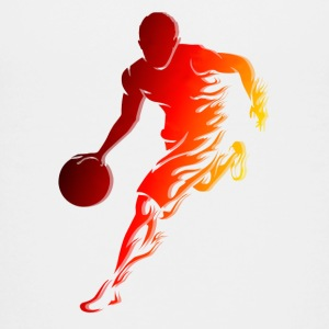Basketball Player Shirts - Kids' Premium T-Shirt