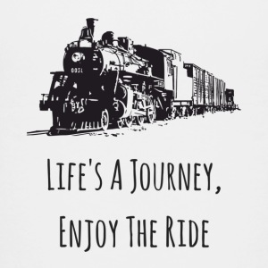 Life's A Journey - Kids' Premium T-Shirt