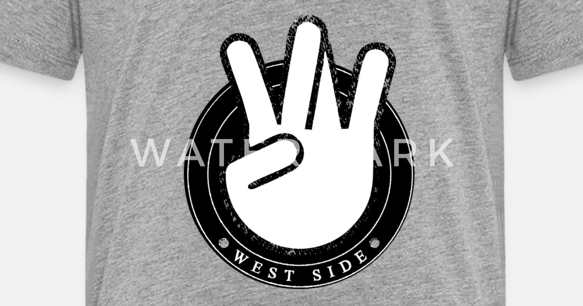 West Side By Povshizzle Spreadshirt