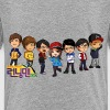 Running Man Shirt (Korea) - Kids' Premium T-Shirt