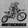 Motocross Logo Black - Kids' Premium T-Shirt