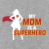 my mom is a superhero - Kids' Premium T-Shirt