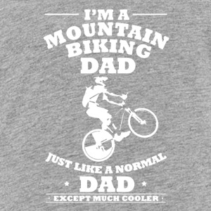 I'm A Mountain Biking Dad - Kids' Premium T-Shirt