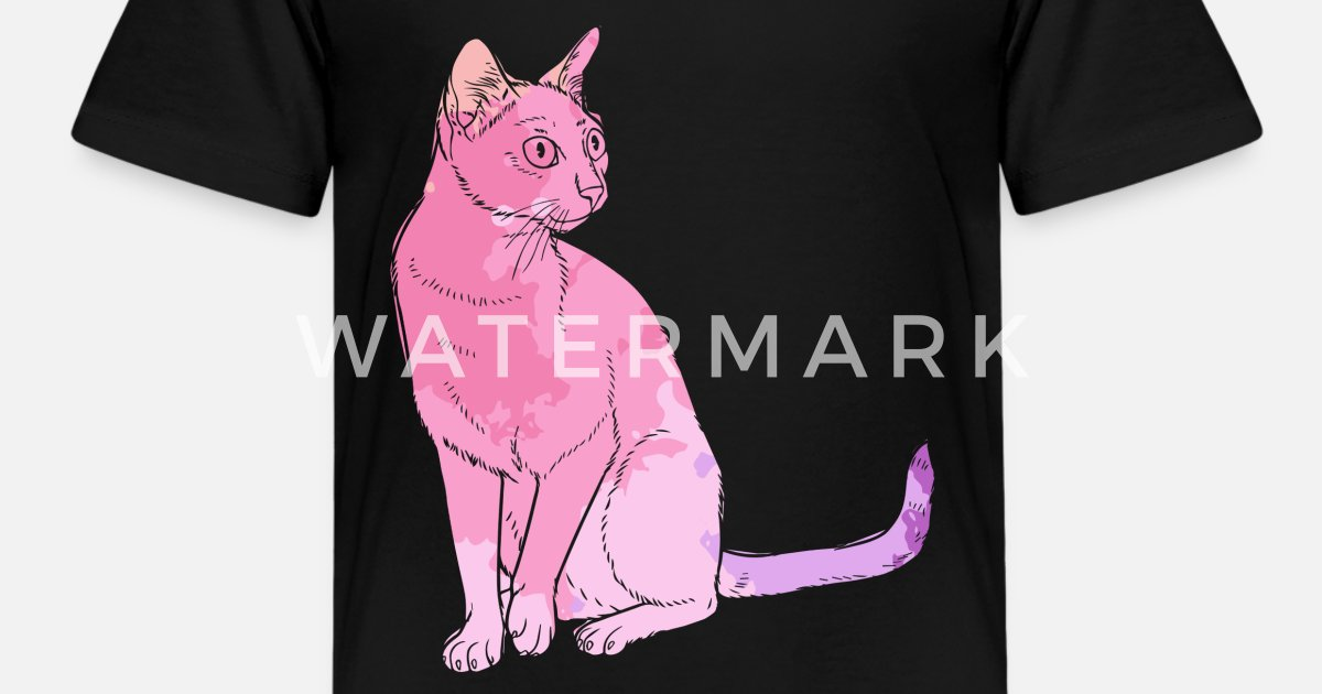 Men Women/'s Youth Tank Short Long Sleeve Bombay Cat Cartoon T-Shirt Tee