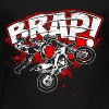 Motocross Supercross Dirt Bike MX Offroad Gift - Kids' Premium T-Shirt