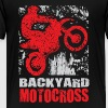 Backyard Motocross Honda - Kids' Premium T-Shirt