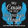 My Cousin is my Guardian Angel - Kids' Premium T-Shirt