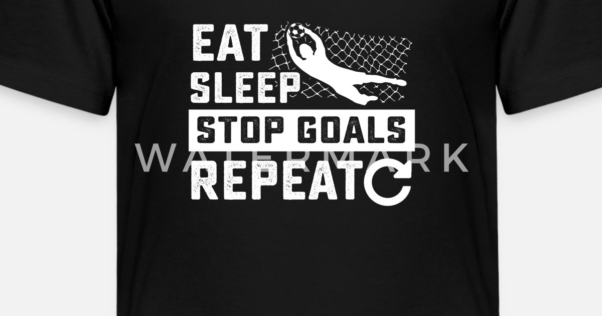 09e12b8c82b Soccer gifts for girls and boys goal keeper Kids' Premium T-Shirt |  Spreadshirt