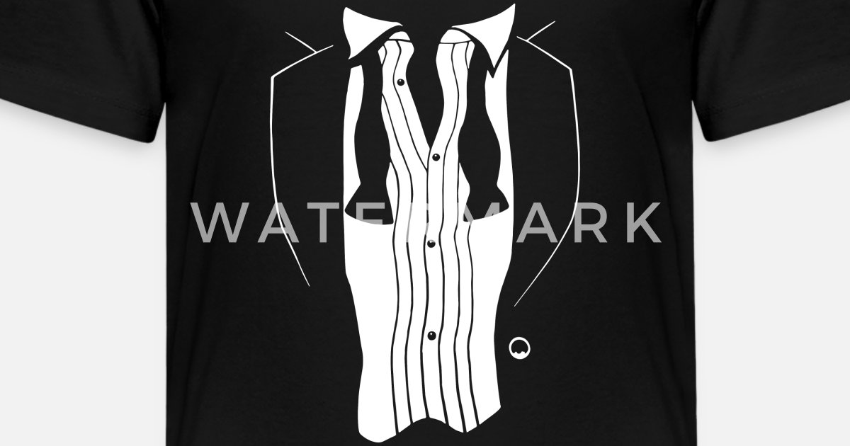 18a266de48 After Party Tuxedo ASSORTED COLORS Kids' Premium T-Shirt   Spreadshirt